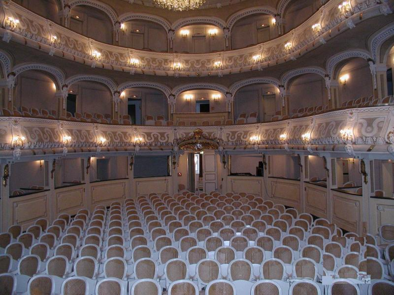 Rokoko Theatre, Schwetzingen, Germany